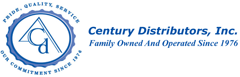 Century Distributors, Inc. Logo
